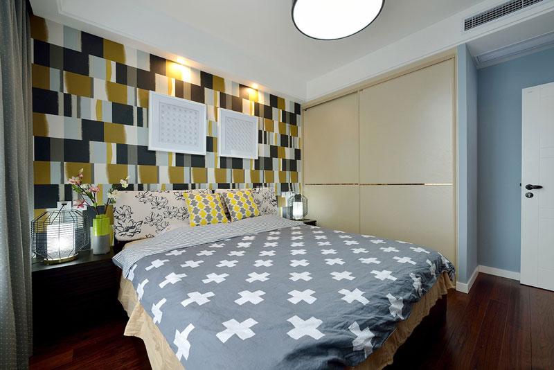 卧室装修效果图大全2016图片