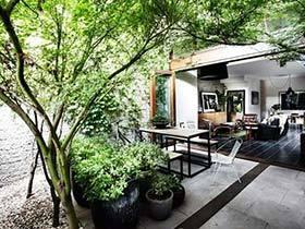 住进风景里 12个庭院装修效果图设计