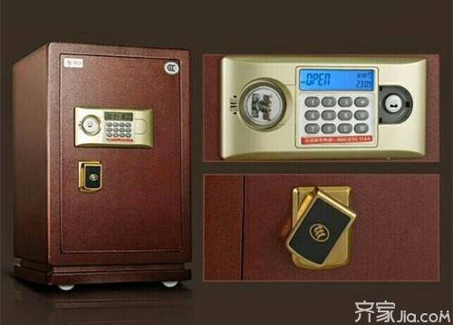 保险柜怎么打开 机械与电子保险柜的优劣势_选