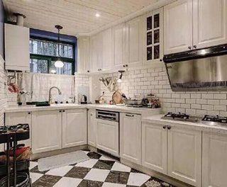 厨房的图片