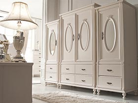 欧式风派 12个衣柜设计效果图
