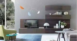 最新电视背景墙