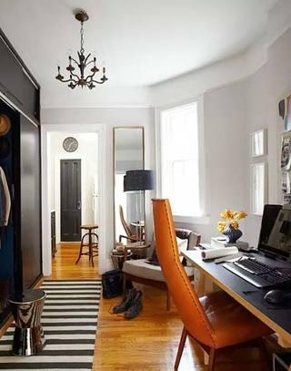 32平一室一厅小户型过道效果图