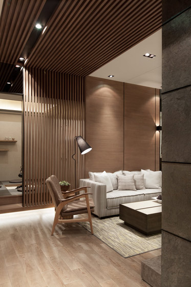 中式客厅装修效果图大全