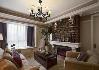 客厅吊顶装修效果图大全2016图片