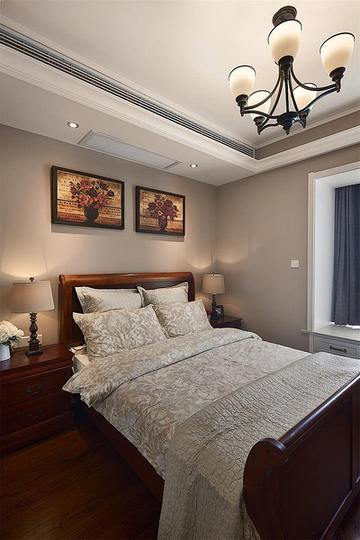 小户型卧室装修效果图大全2016