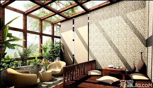 别墅阳光房装修设计v别墅非一般的感觉别墅中央空调whzsxny图片