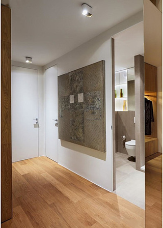 卧室走廊装修效果图