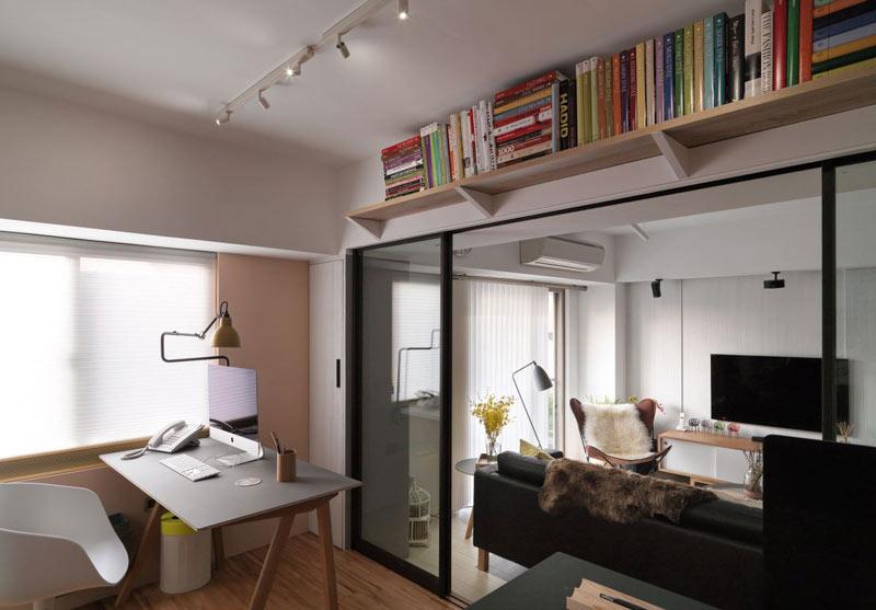 小书房装修效果图大全2016图片