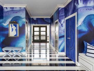 走廊玄关装修效果图大全2016图片
