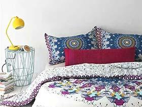 赖床更需好床品 12款温暖卧室床品陈列图片