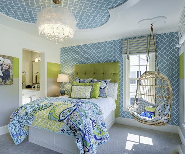 卧室装饰图