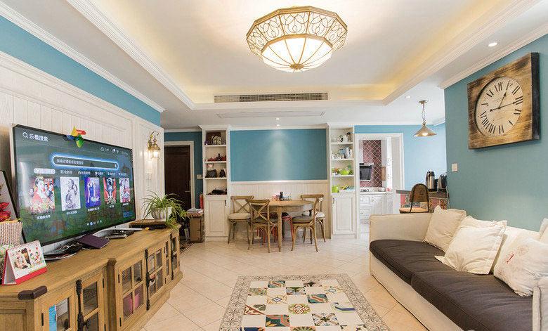 2016客厅装修效果图高清图片