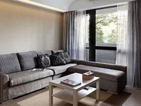 宜家风二居室  两人的舒适空间