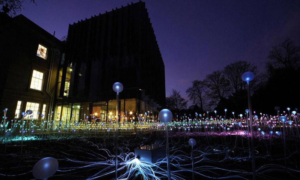 城市景观照明规划设计的原则图片