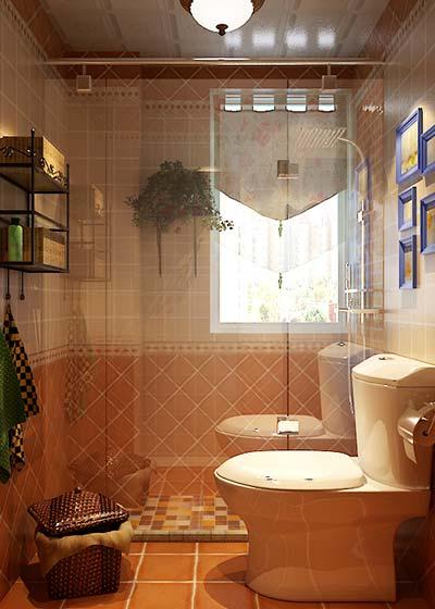 淋浴房效果图
