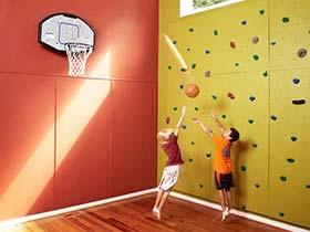 游戲健身兩不誤 10個家庭休閑房裝修圖