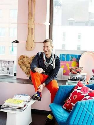 32平单身公寓单人沙发图片