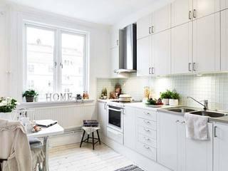 开放式厨房装修效果图片大全