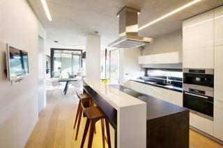 厨房吧台设计图