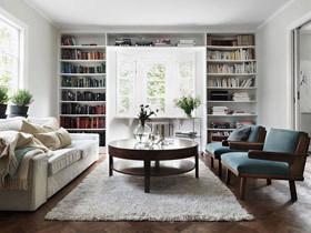 老宅的设计与梦想 88平北欧复式装修图
