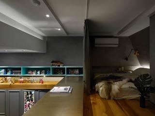 50平米夹层空间卧室装修效果图