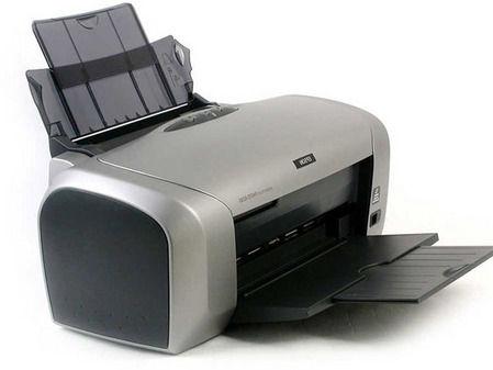 r230打印机清零