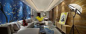 休閑家裝大考驗   10個簡約客廳裝修效果圖