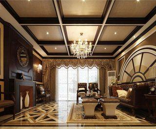 客厅装饰图