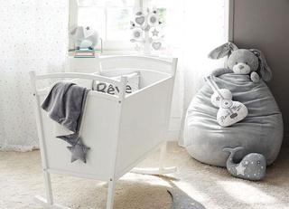 北欧风婴儿房装修效果图