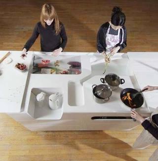 整体厨房装修装饰图片