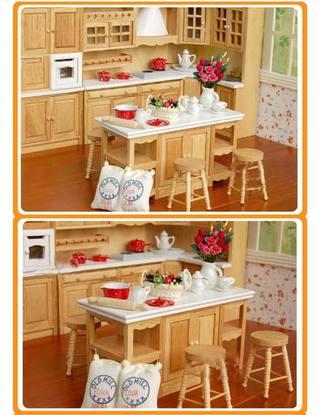 小厨房设计图