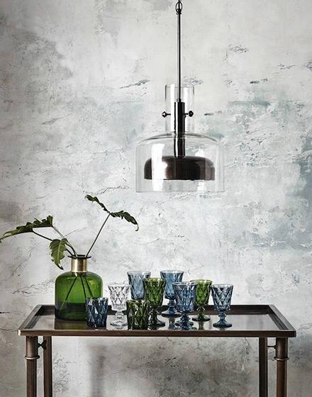 工业风格吊灯装饰效果图