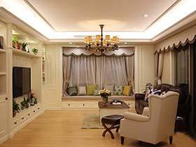 简欧风格空间  最合适的设计给你最好的生活