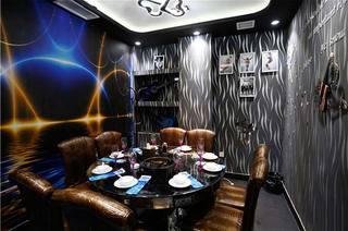 空间主题餐厅构造图
