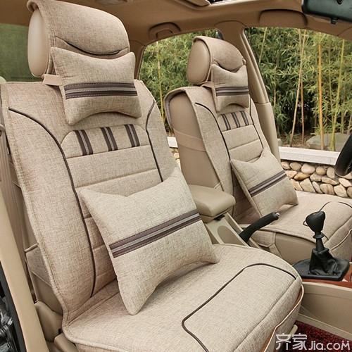 汽车座套安装方法 汽车座套安装注意事项