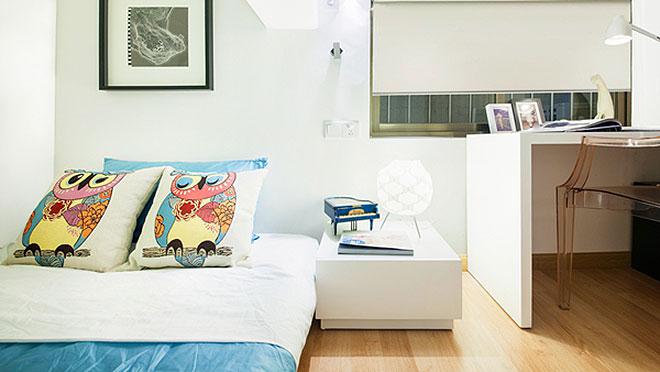 中式风格超小户型儿童房装修效果图