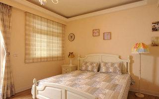 温馨法式乡村风卧室装修效果图
