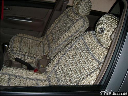 汽车坐垫怎么装 汽车坐垫选购指南高清图片