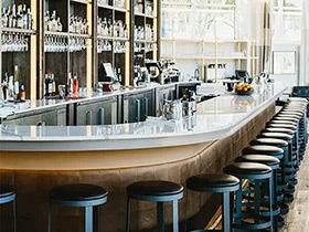 复古酒吧设计效果图