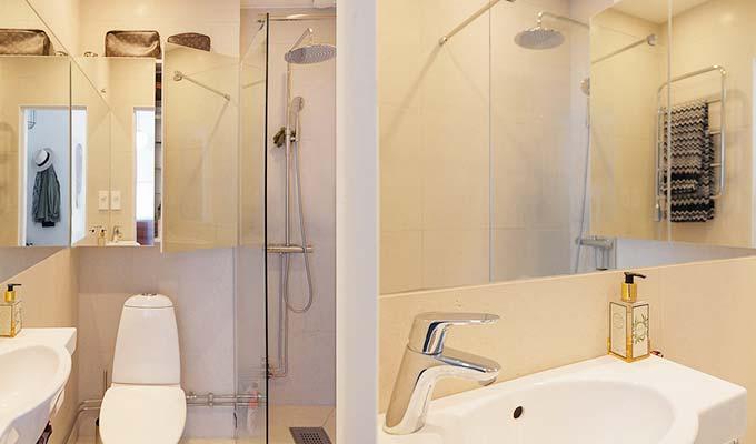 卫生间布置图片