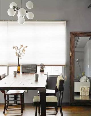 99平小复式餐厅装修效果图片