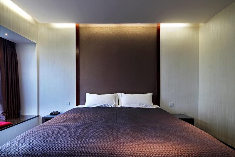 170平大户型卧室背景墙图片大全