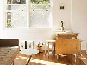 45平小空间  两个人甜蜜的家