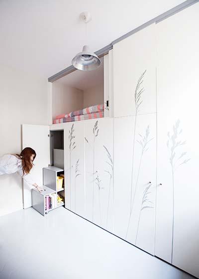 8平米单身公寓设计实景图