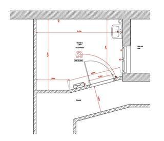 8平米单身公寓平面图