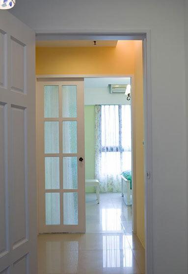 92平米美式乡村卧室装修设计图
