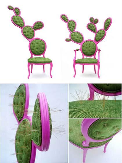 仙人掌创意椅子设计图