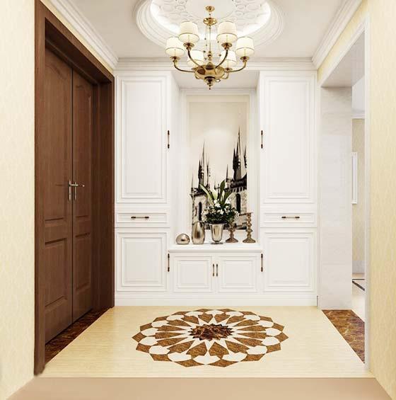 玄关柜装修设计图片
