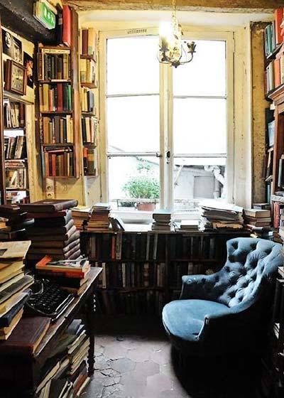 书房背景墙装修效果图